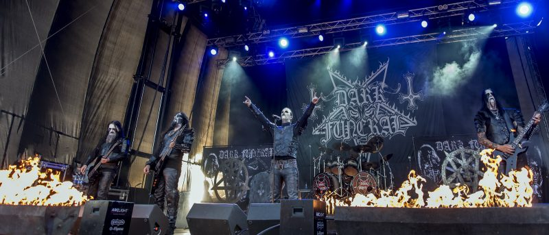 gefle metal festival dark funeral