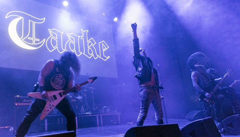 gefle metal festival taake