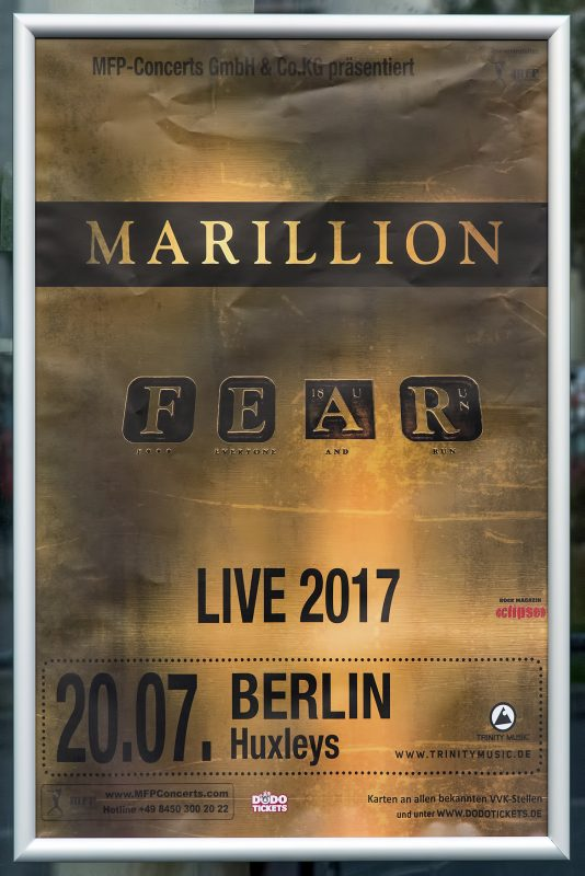 berlin marillion