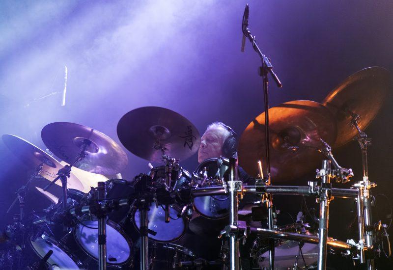 germany fear tour berlin marillion Ian Mosley