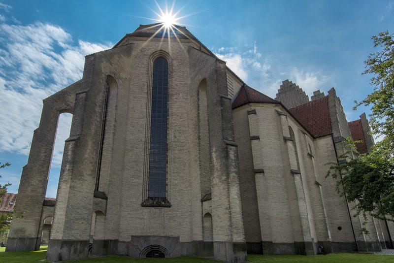 Grundtvigs Kirke church copenhagen expressionist
