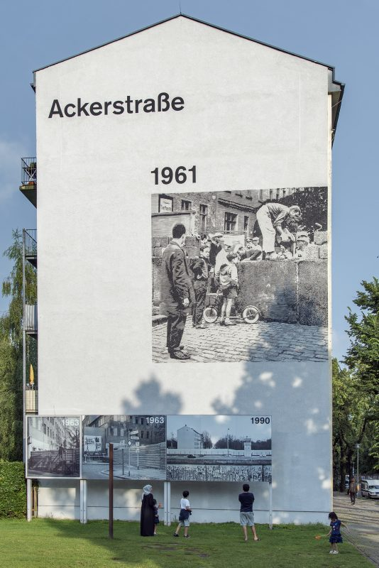 ackerstrabe berlin wall memorial gedenkstatte berliner mauer
