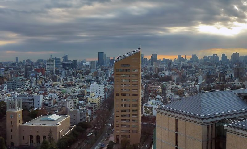 waseda university tokyo japan