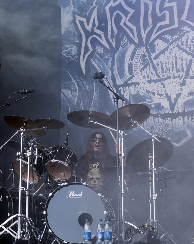 krisiun max kolesne gefle metal festival