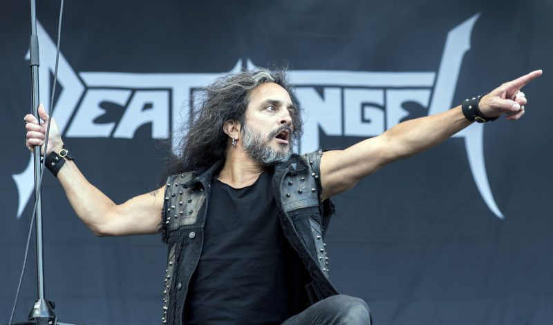 death angel mark osegueda gefle metal festival
