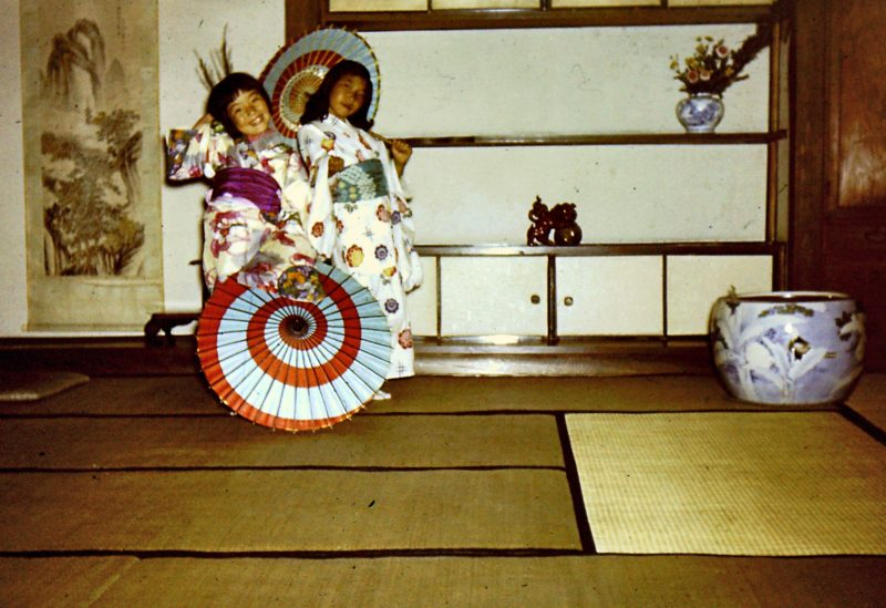 vintage japanese girls