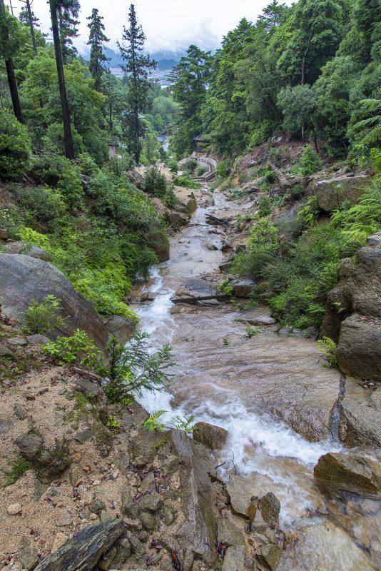 miyajima Shiraito Falls