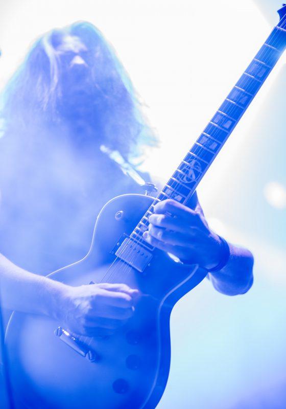 Alex Skolnick testament gefle metal festival