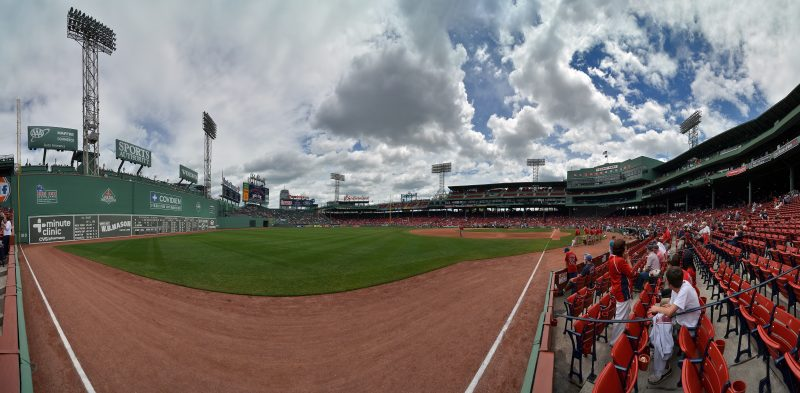 13 photo photomerge fenway park