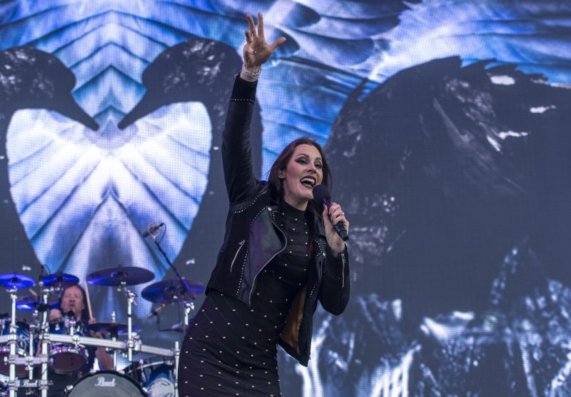 copenhell nightwish Floor Jansen