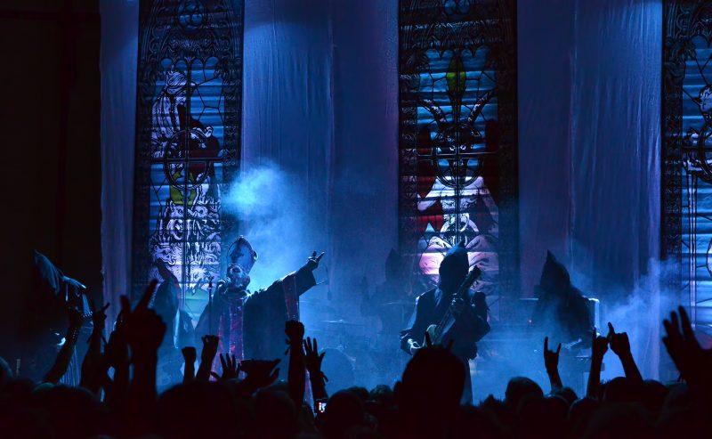 ghost gavle metal festival