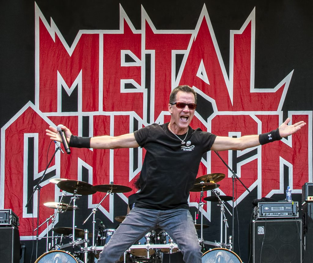 metal church mike howe brutal assault