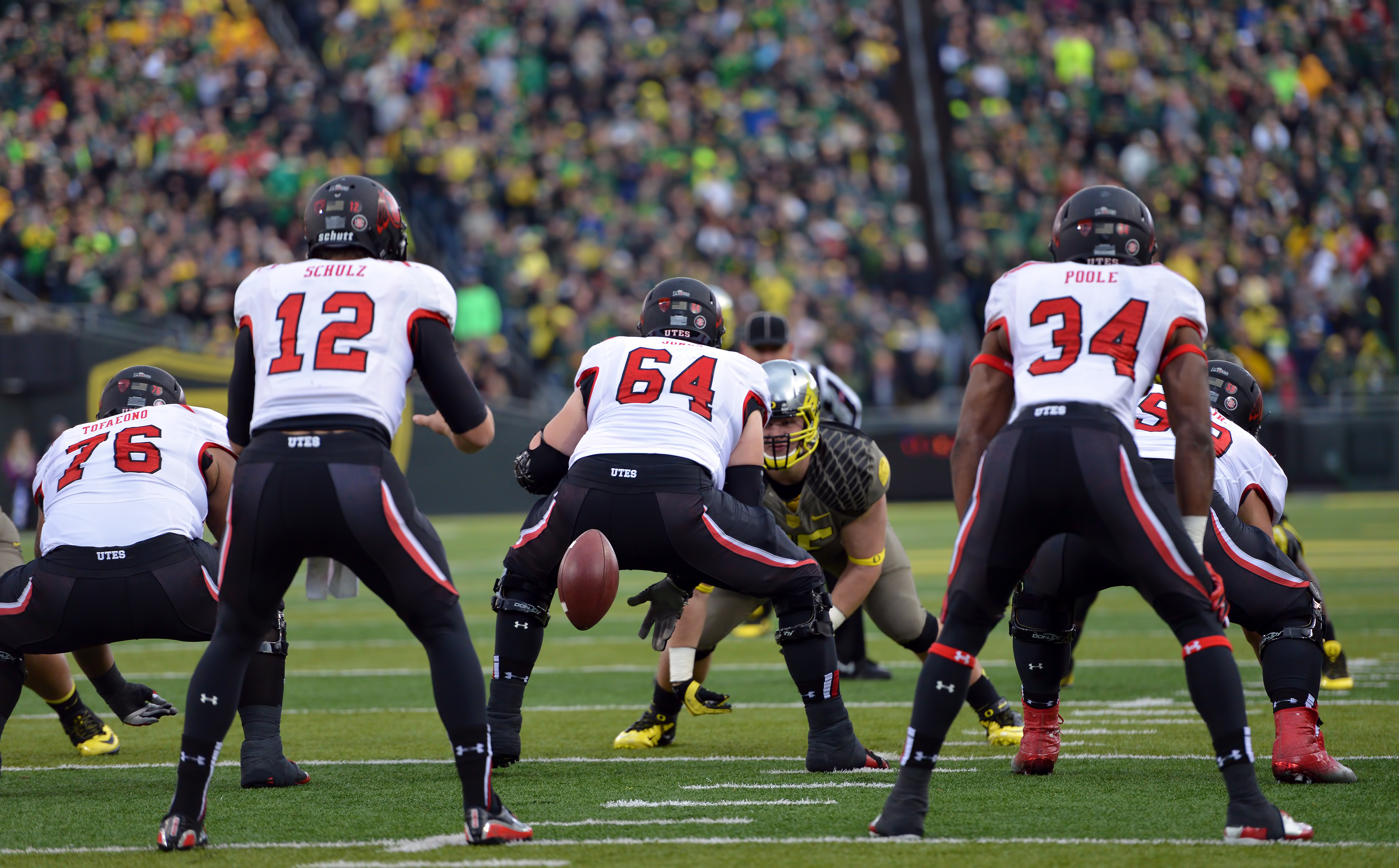 ducks utah oregon football schulz adam