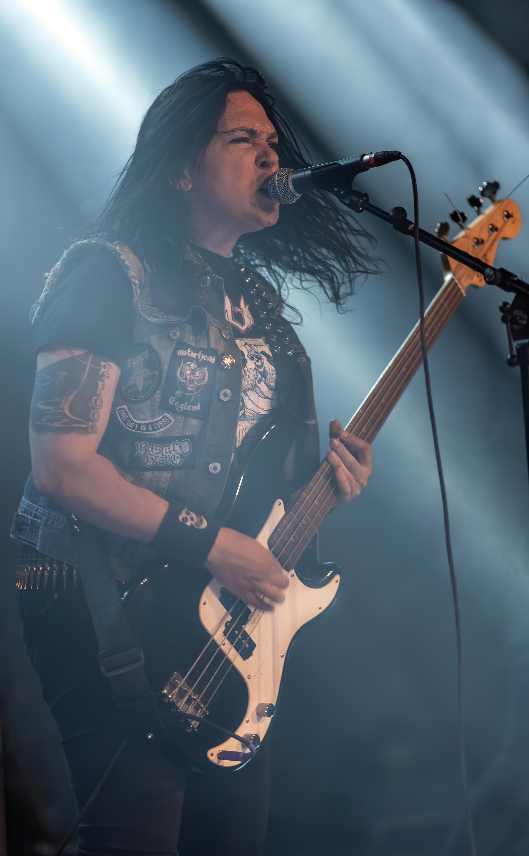 dead sleep anna wagner gefle metal festival topaz denoise ai-denoise