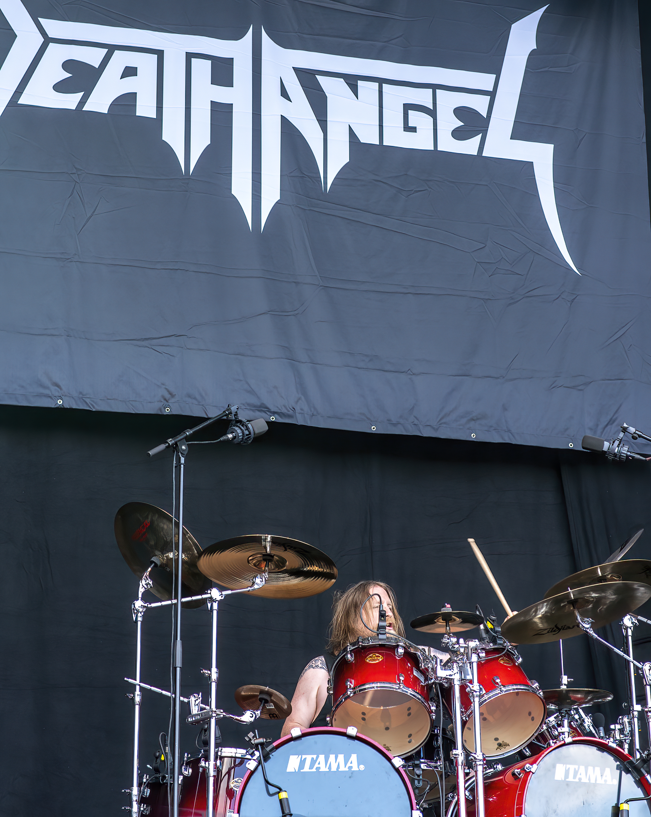 will carroll death angel gefle metal festival-clear