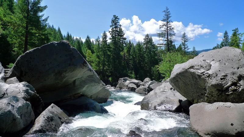 avenue of the giant boulders prospect oregon