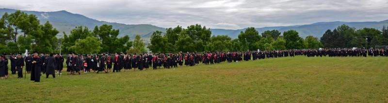 a long line of SOU graduates