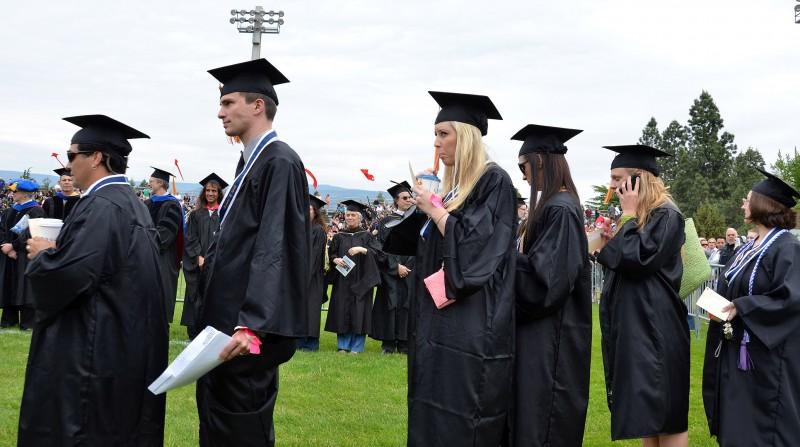 graduates from southern oregon university