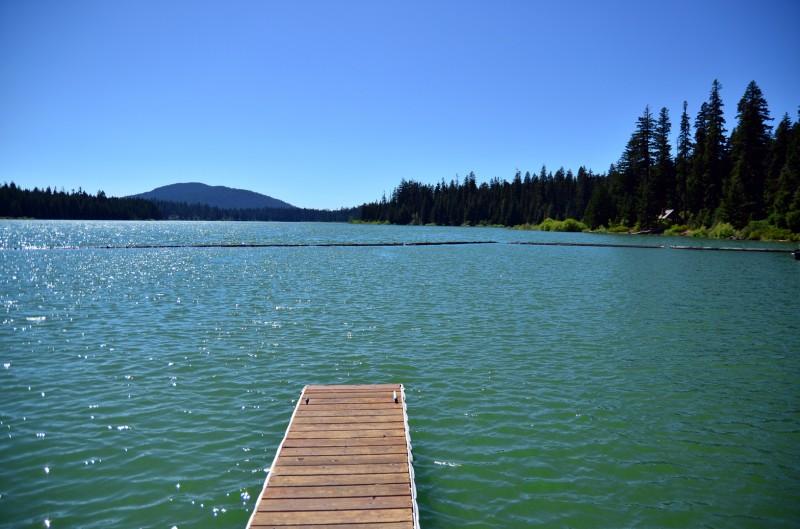 fish lake jackson county oregon