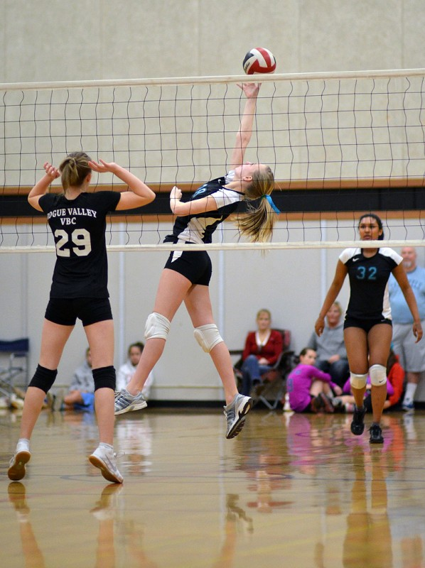 mocean volleyball club rogue valley oregon tournament