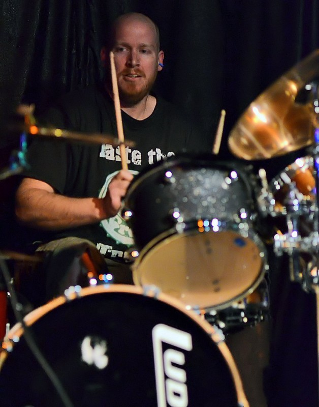 Dave Phillips drummer sarcalogos band portland oregon washington black metal