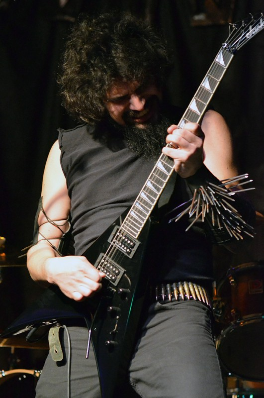 Sarcalogos Occisor skylar guzman guitar band name