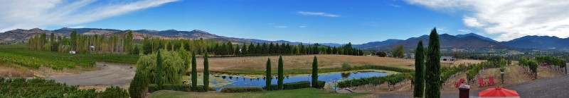 Paschal Winery & Vineyard talent ashland grizzly peak wagner butte