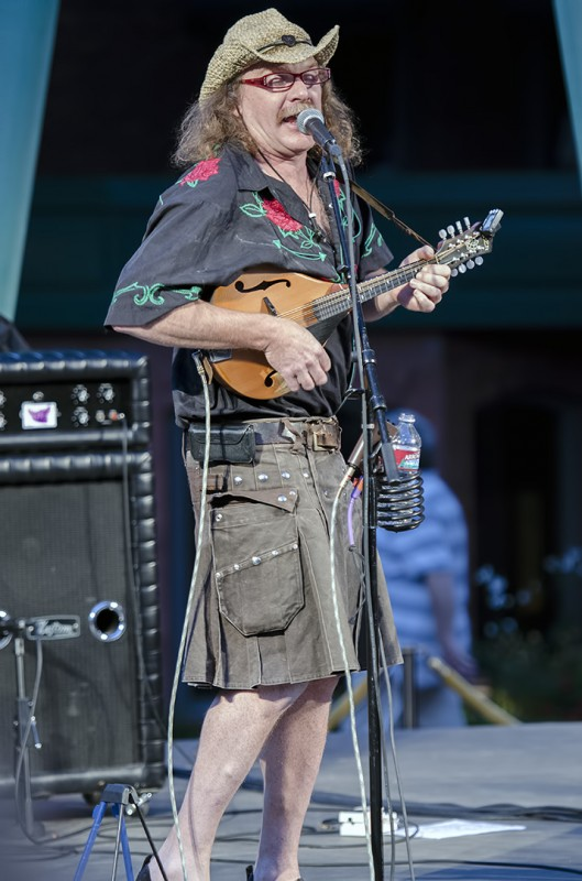 cletus ham fist oregon mandolin player