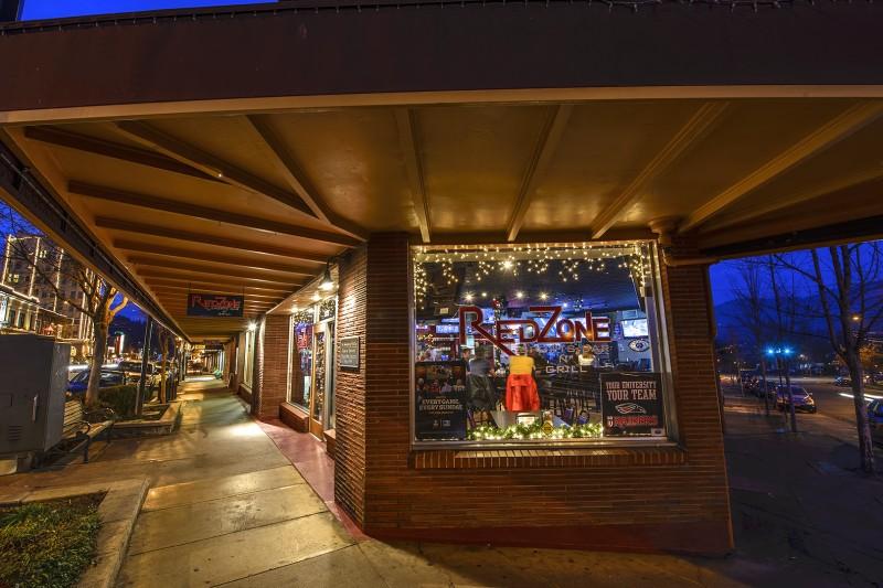 RedZone Sports Bar and Grill red zone ashland oregon