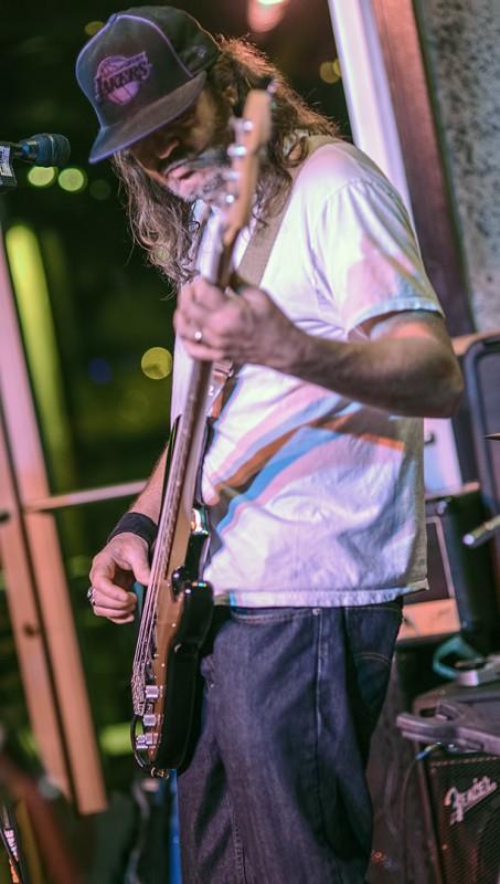 matt major jones standing stone bass band