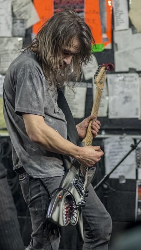 Marco Sharko Zorich wehrmacht musichead medford shark guitar