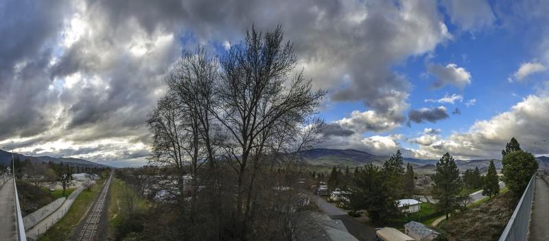 overpass ashland storm panorama photomerge cloud porn