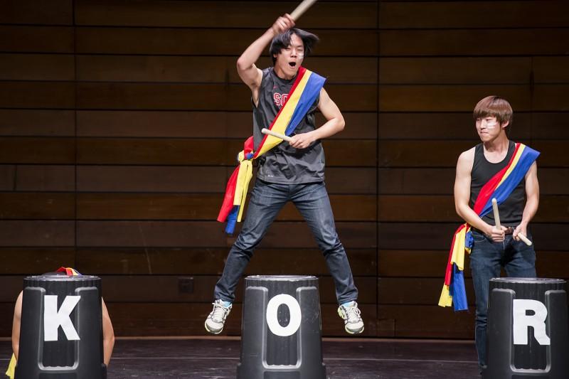 korea nanta SOU ISA international show 2013