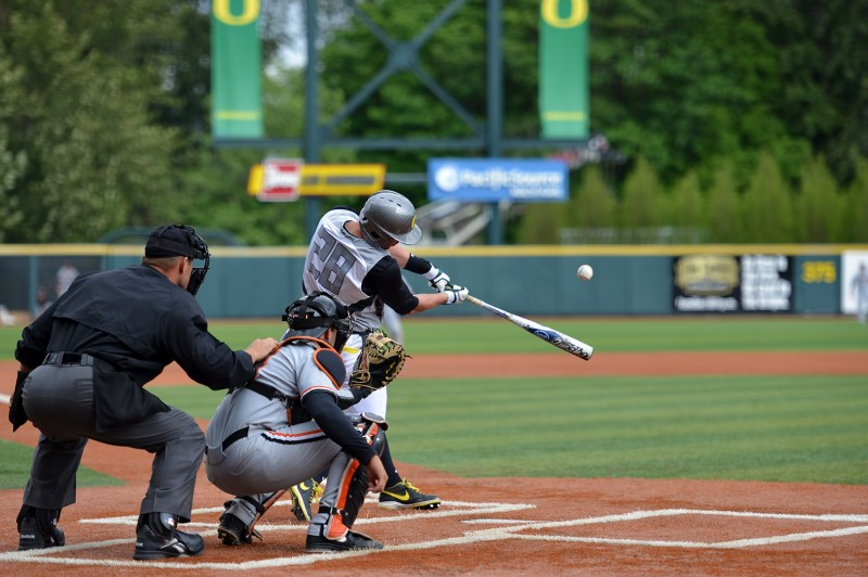 UO ducks baseball Craig Meredith