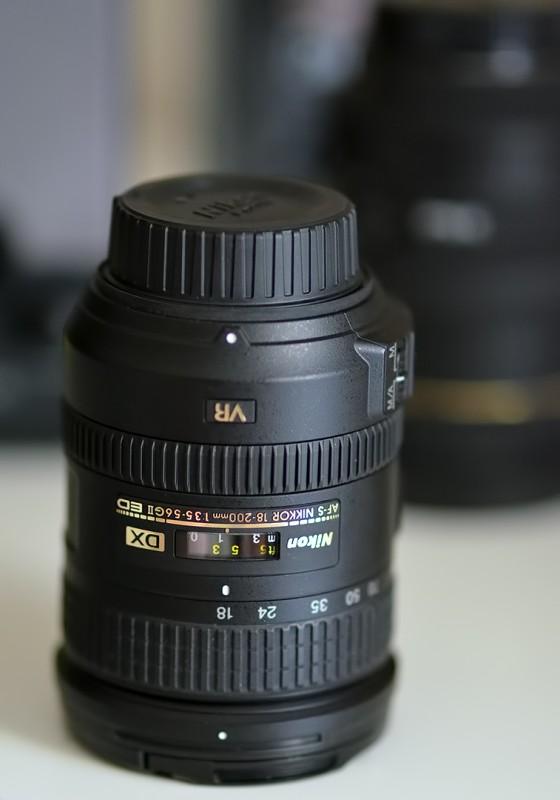 AF-S DX NIKKOR 18-200mm lens vr ii