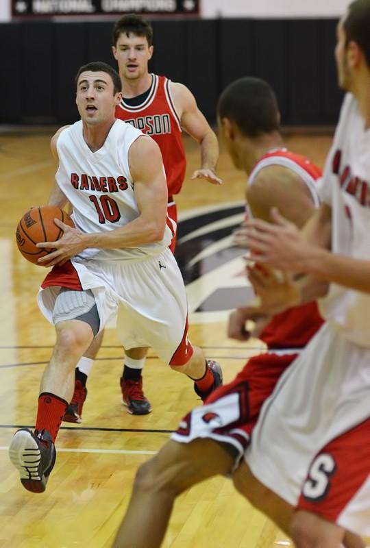 SOU basketball Kyle Tedder