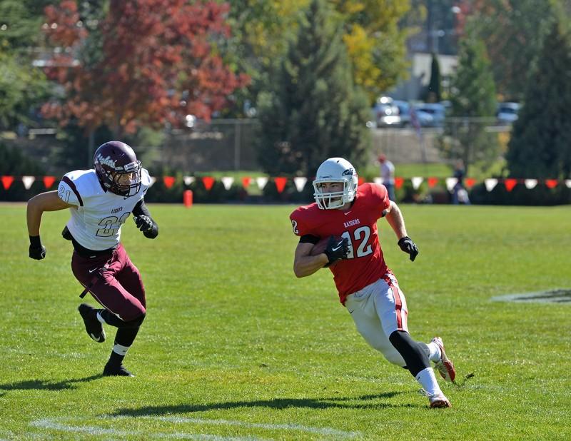 SOU football Montana Northern Ryan Retzlaff