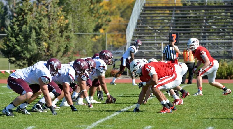 SOU football Montana Northern Daniel Breaux