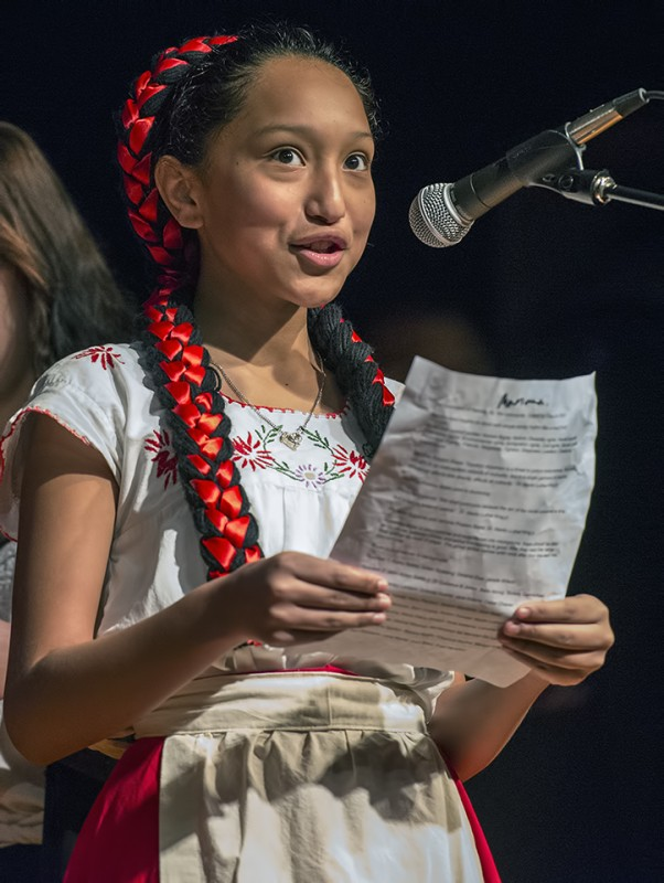 mexican americans participating in martin luther king jr holiday celebration ashland oregon