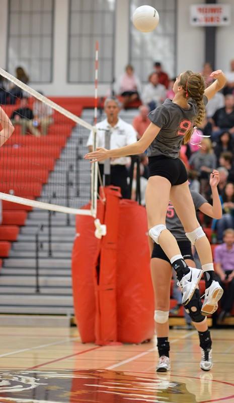 Ashland High School Girl's Varsity Volleyball