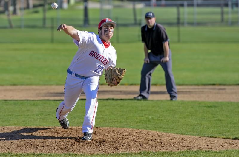 Ashland High School Baseball Tommy Hulick