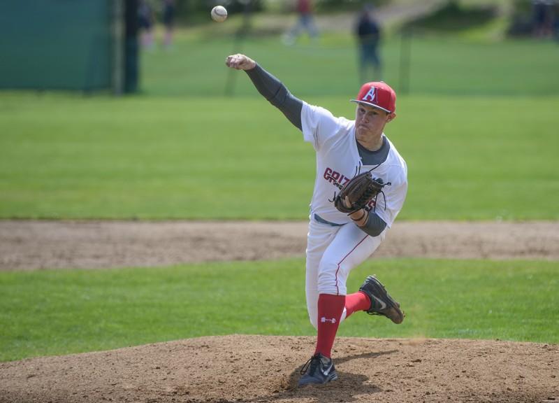 AHS Baseball Steen Fredrickson