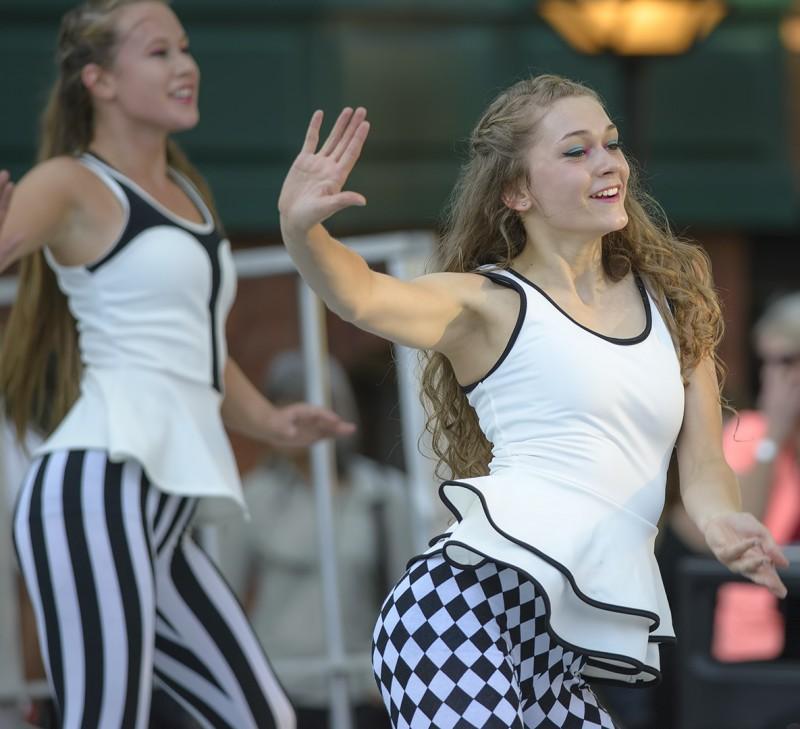 Kali Sullivan Danceworks Green Show