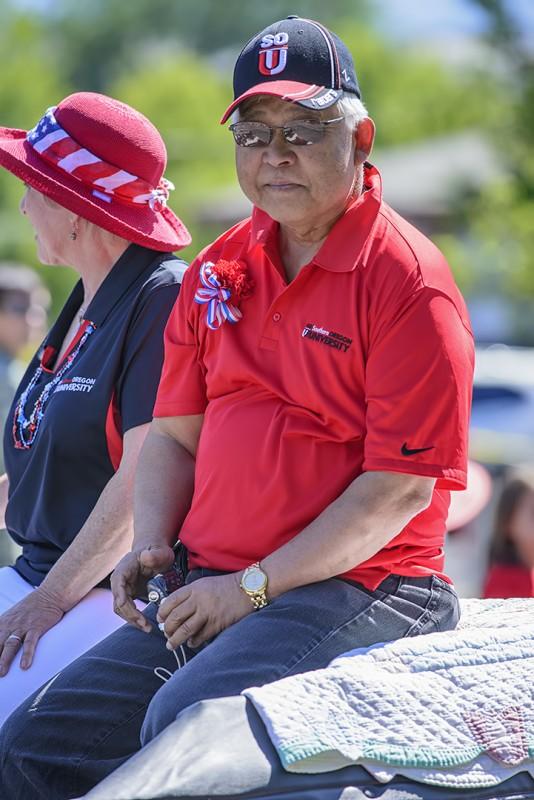 ashland 4th of july parade president saigo sou