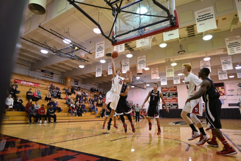 SOU basketball - Eric Thompson (unedited)