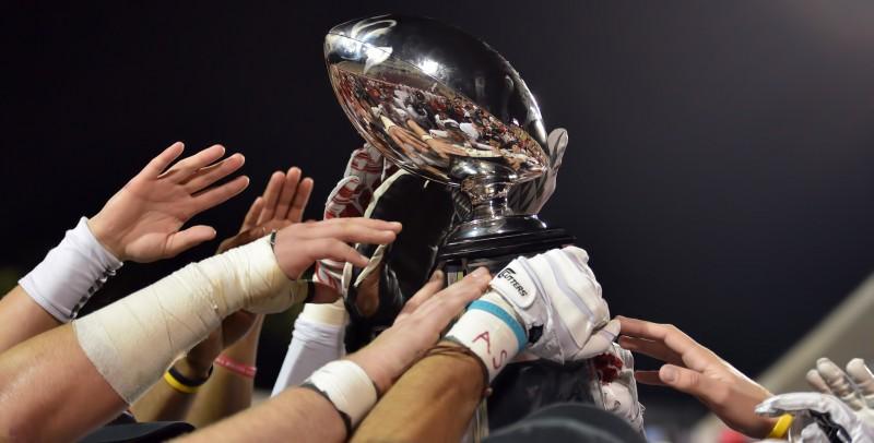 SOU football daytona trophy