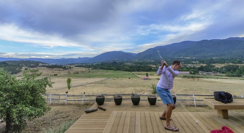 jamie stewart mark sider golf sky