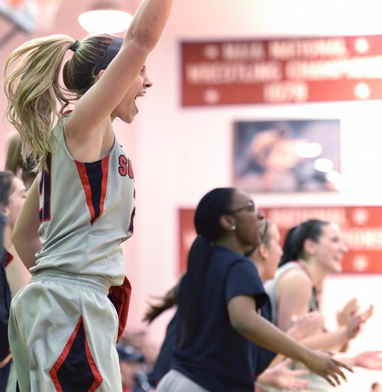 SOU women's basketball Kristen Schoenherr