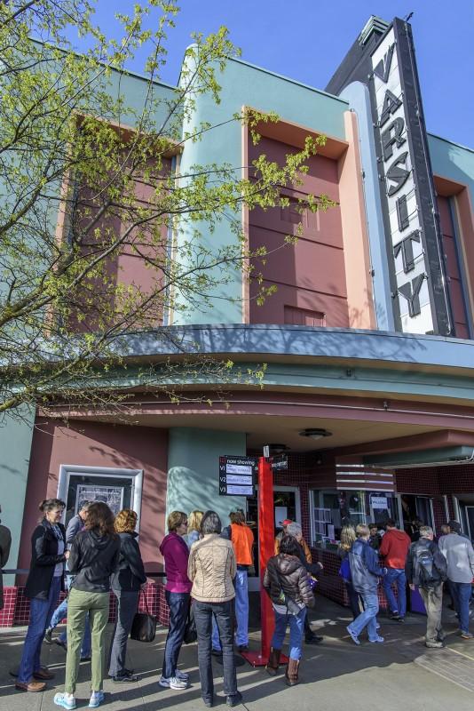 AIFF 2015 Al Case Varsity Theatre