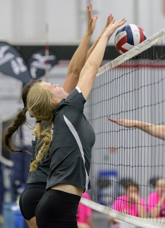 mOcean volleyball ellie case